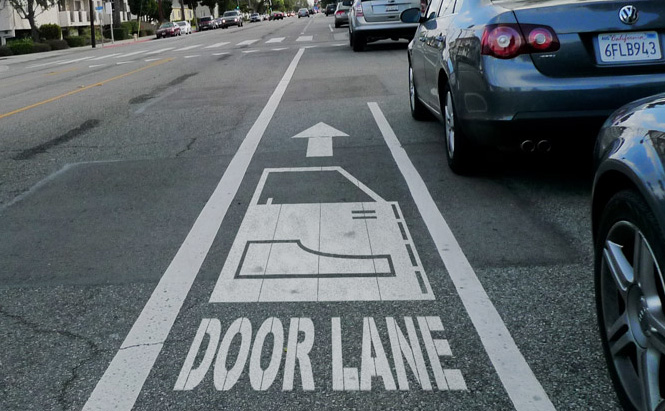 Door Lane. Photo courtesy of garyseven on Flickr.