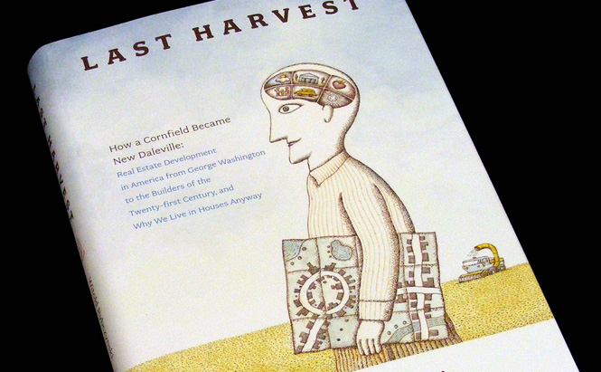 Last Harvest Book Cover