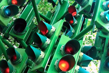 London Traffic Light. Photo courtesy of doug88888 on Flickr