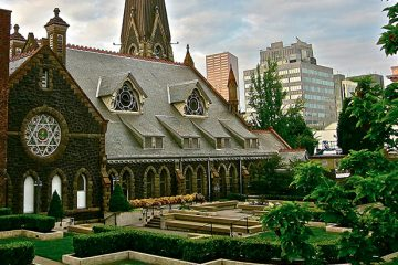 Church in Portland. Photo by cronncc on Flickr.