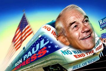 Ron Paul Train