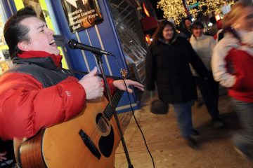Downtown Ann Arbor. Photo Courtesy of AnnArbor.com