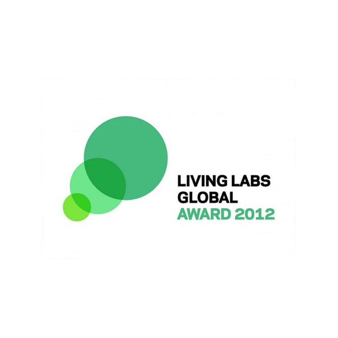 Living Labs Global Award 2012