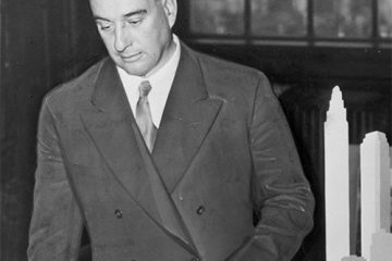 Robert Moses. Photo Credit: Wikipedia