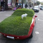 Parking day in San Francisco 2010. Photo by ari on Flickr.