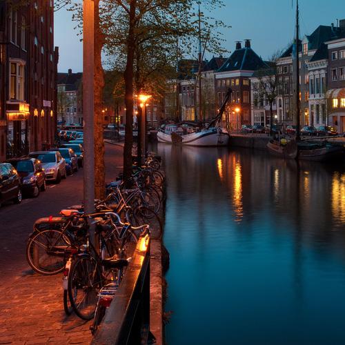 Bicycles in Groningen. Photo credits: Nietnagel on Flickr.
