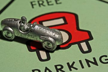 Free Parking. Photo by speedtree on Flickr