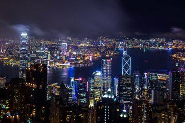 Hong Kong. Photo by jolivetv on Flickr