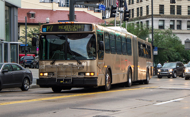 Transportation for a new generation the urbanist dispatch - Pittsburgh port authority ...