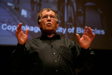 Jan Gehl. Image by vancouverpublicspace on Flickr.