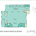 New Moran: Floor 2 floorplan