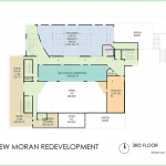 New Moran: Floor 3 floorplan