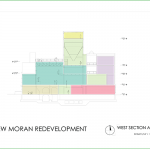 New Moran: West Section A floor plan.