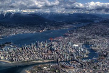 Vancouver, British Columbia. Photo by @ecstaticist on Flickr.
