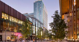 Rendering of Omni Nashville. Photo credit Omni Hotels