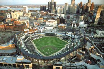 Detroit's Comerica Park